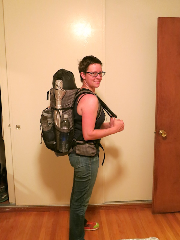 alice with fully loaded MLD Burn Pack